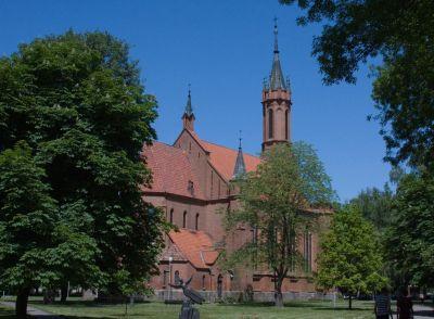 Druskininkai town