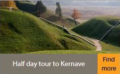 Kernave Half Day Sightseeing Tour